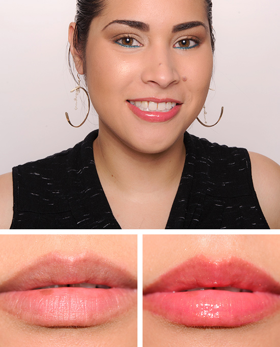 Maybelline Pearlescent Peach (520) Color Elixir Iridescent Lipgloss