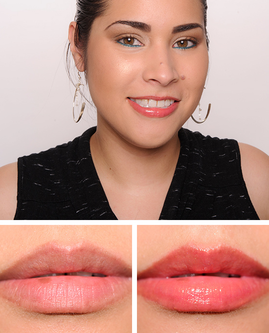 Maybelline Glistening Coral (520) Color Elixir Iridescent Lipgloss