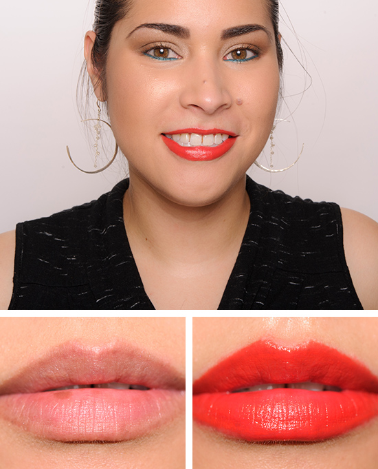 Maybelline Rose Rush (735) Color Sensational Rebel Bloom Lipstick