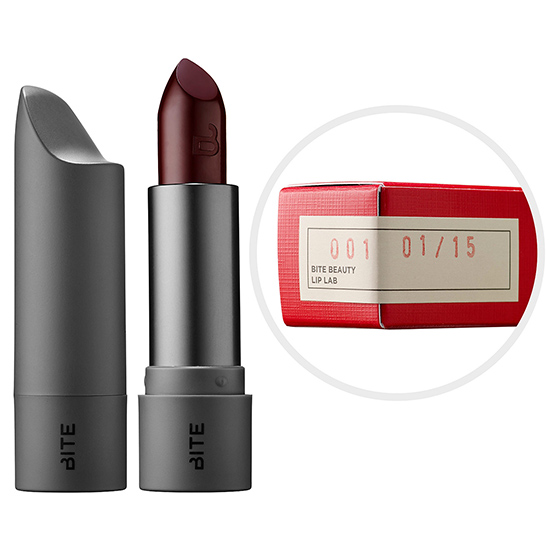 Bite Beauty Lip Lab Limited Release Creme Deluxe Lipstick