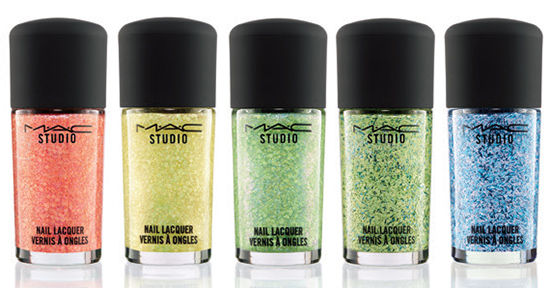 MAC Studio Nail Lacquer for January 2015