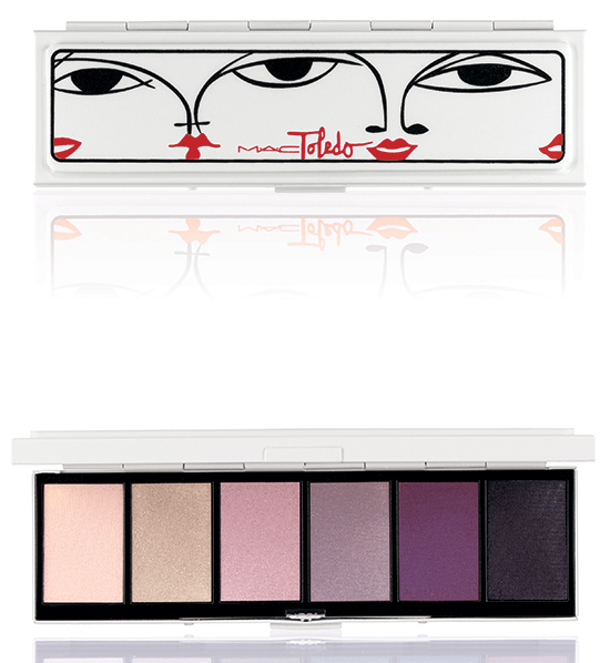 MAC x Isabel and Ruben Toledo Collection for Spring 2015