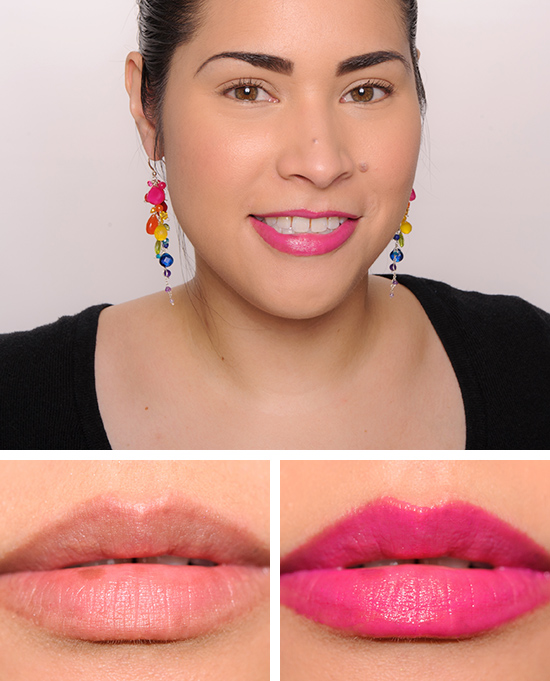 Urban Decay Sheer Anarchy Sheer Revolution Lipstick