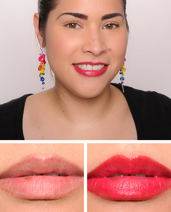 Urban Decay Sheer F-Bomb Sheer Revolution Lipstick