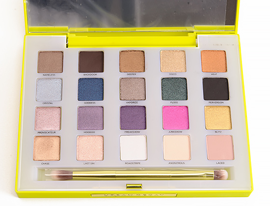 Urban Decay Vice LTD Eyeshadow Palette
