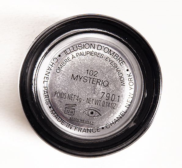Chanel Mysterio (102) Illusion d'Ombre Eyeshadow