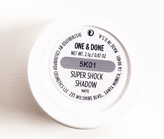 ColourPop One & Done Super Shock Shadow