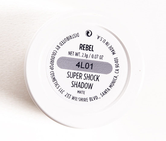 ColourPop Rebel Super Shock Shadow