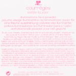 Estee Lauder Courreges Illumionations Face Powder