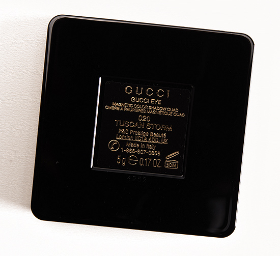 Gucci Tuscan Storm Magnetic Color Shadow Quad