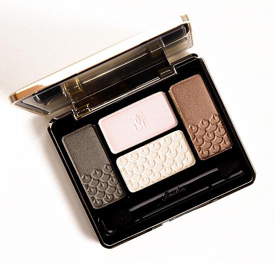 Guerlain Les Precieux Eyeshadow Quad