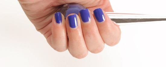 Christian Louboutin Beaute True Blue Nail Colour