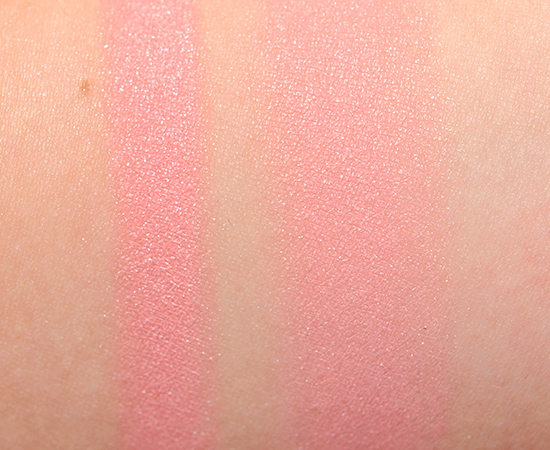 NARS Fervor (Left) Dual-Intensity Blush (Wet)