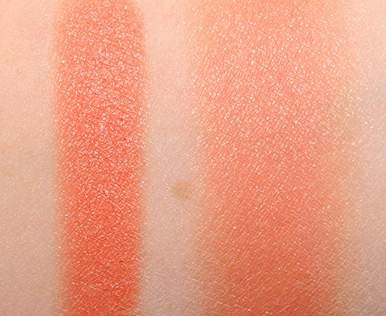 NARS Frenzy (Right) Dual-Intensity Blush (Wet)