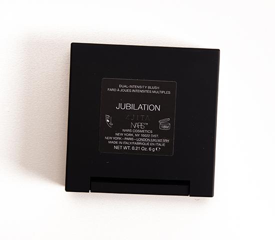 NARS Jubilation Dual-Intensity Blush