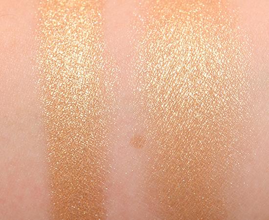 NARS Jubilation (Left) Dual-Intensity Blush (Wet)