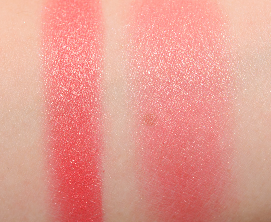 NARS Panic (Right) Dual-Intensity Blush (Wet)