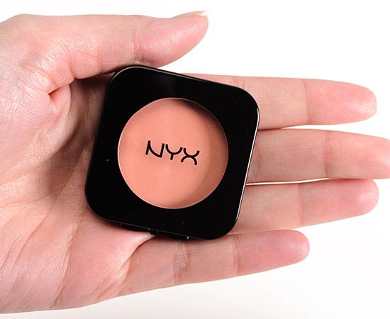 NYX Soft Spoken HD Blush