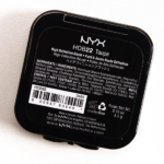NYX Taupe HD Blush
