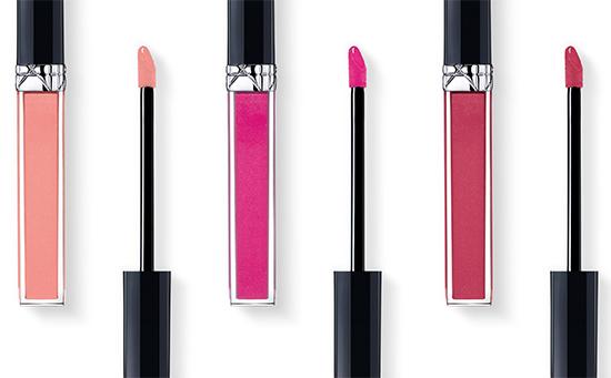 Dior Rouge Dior Brilliant Lipshine & Care Couture Colour