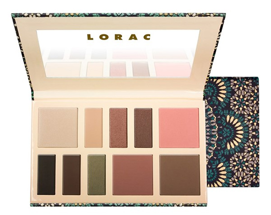 LORAC The Resort Eye & Cheek Palette
