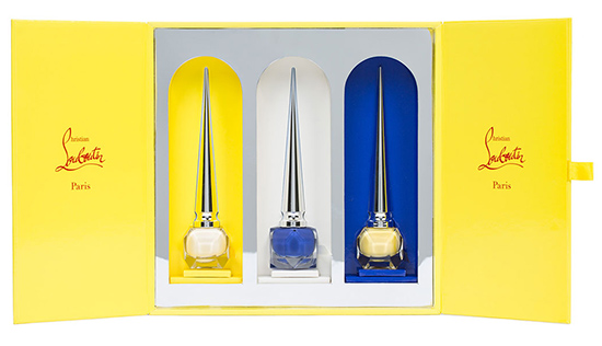 Christian Louboutin Beaute Spring Collection Nail Coffret