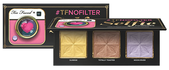 Too Faced Selfie Powders for Spring 2015