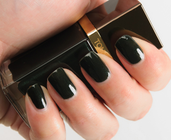 Tom Ford Black Jade Nail Lacquer