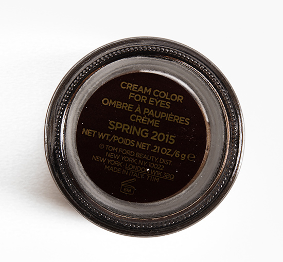 Tom Ford Spring 2015 Cream Color for Eyes