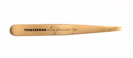 Tin Coated Ultra Precision Slant Tip Tweezers