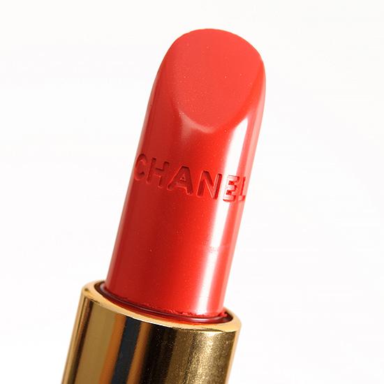 Chanel Coco (416) Rouge Coco Lipstick (2015)