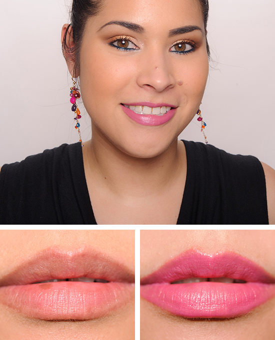 Chanel Elise (448) Rouge Coco Lipstick