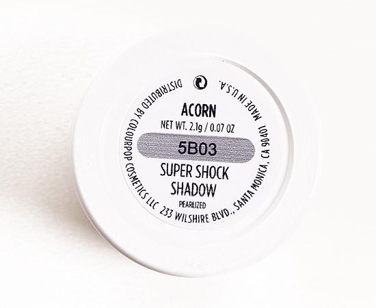 ColourPop Acorn Super Shock Shadow