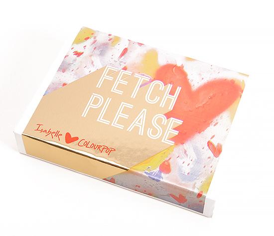 ColourPop Fetch Please Set