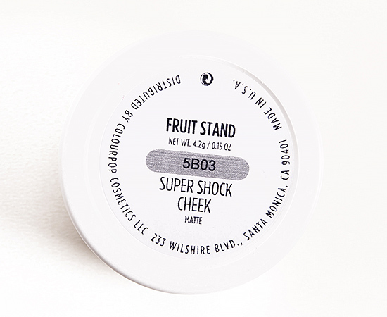 ColourPop Fruit Stand Super Shock Cheek