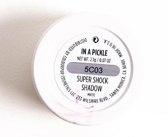 ColourPop In a Pickle Super Shock Shadow