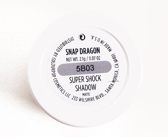 ColourPop Snapdragon Super Shock Shadow