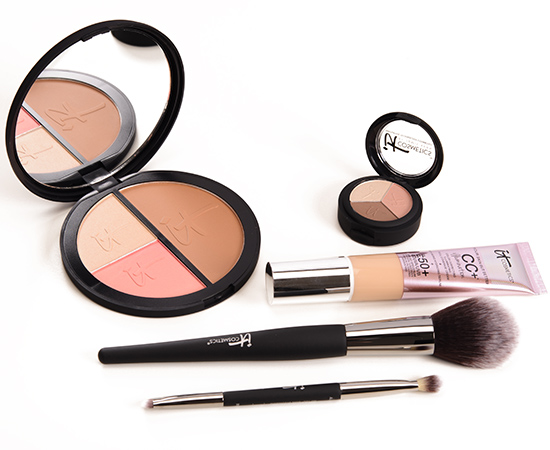 IT Cosmetics CC+ Your Way To Radiant Skin! Five-Piece Collection