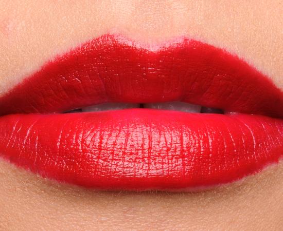 MAC Cardinal Lipstick