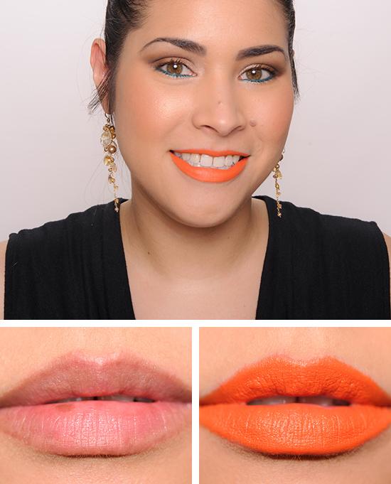 MAC Forbidden Sunrise Lipstick