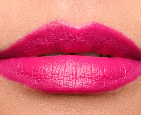 MAC Hollywood Cerise Lipstick