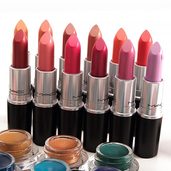 MAC is Beauty Lipsticks