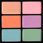 MAC Who\'s the DJ? Lip Palette x6