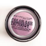 Maybelline Hibiscus Heartbreak (125) Color Tattoo 24 Hour Eyeshadow