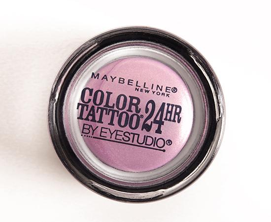 Maybelline Hibiscus Heartbreak (125) Color Tattoo Eyeshadow