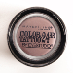 Maybelline Black Orchid (130) Color Tattoo 24 Hour Eyeshadow