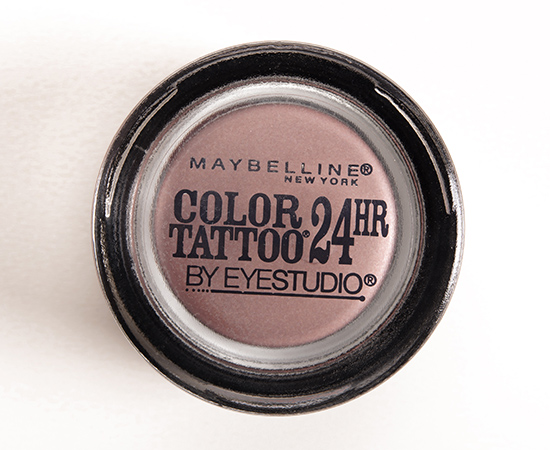 Maybelline Black Orchid (130) Color Tattoo Eyeshadow