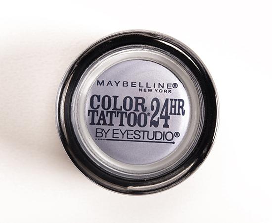Maybelline Hydrangea Hype (135) Color Tattoo Eyeshadow