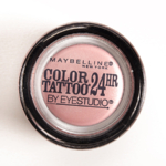 Maybelline Rose Riot (140) Color Tattoo 24 Hour Eyeshadow