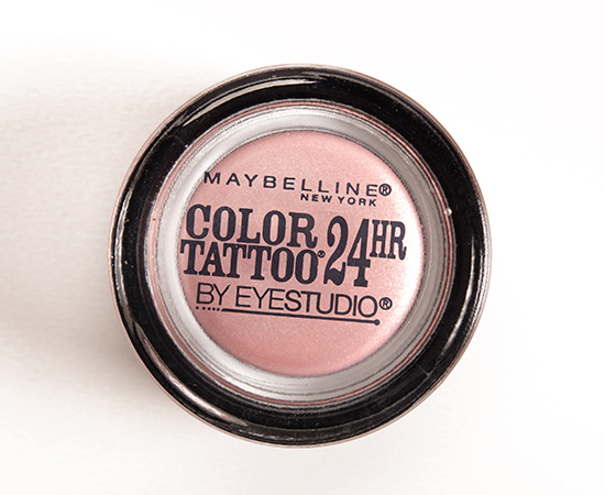 Maybelline Rose Riot (140) Color Tattoo Eyeshadow